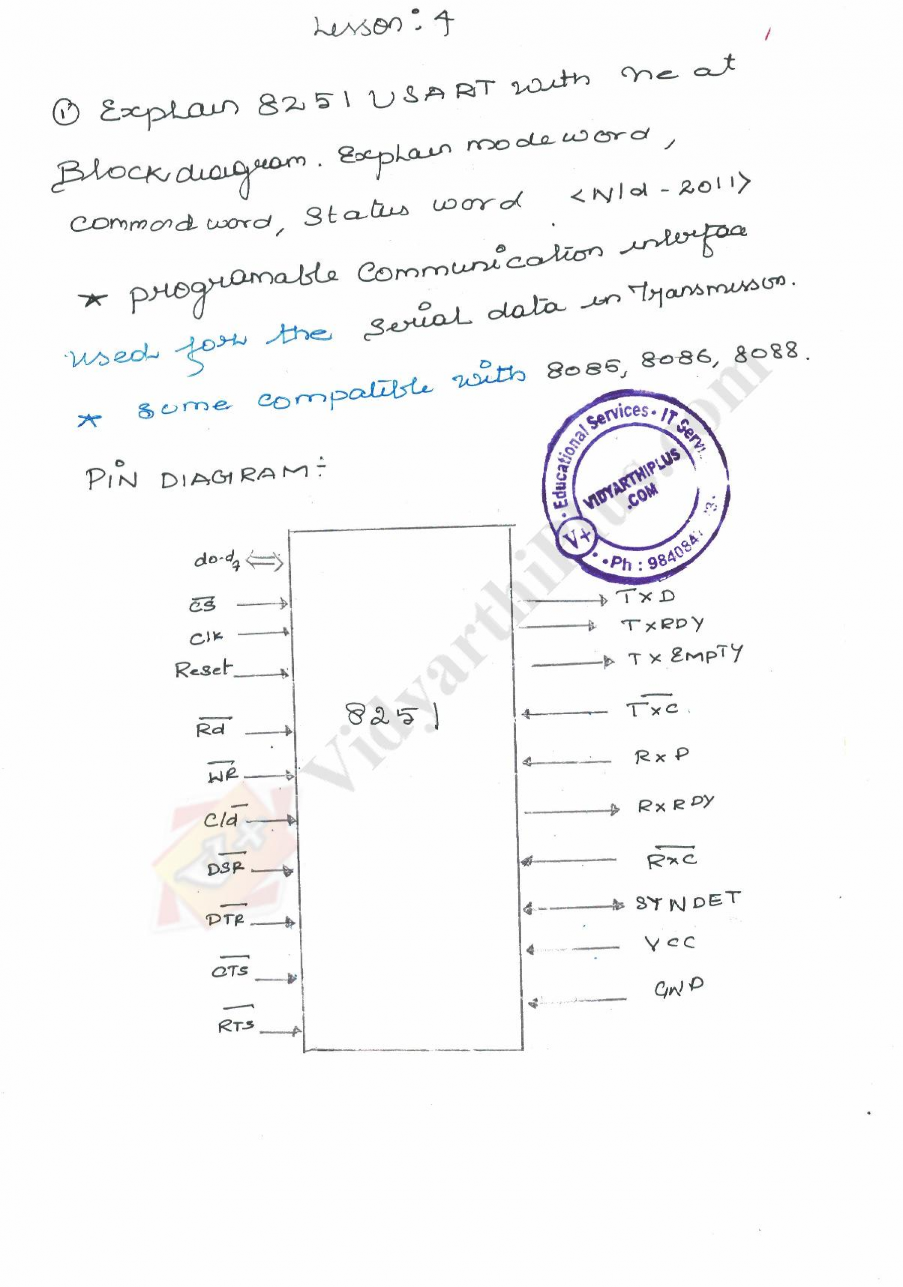 microprocessor and microcontroller premium lecture notes