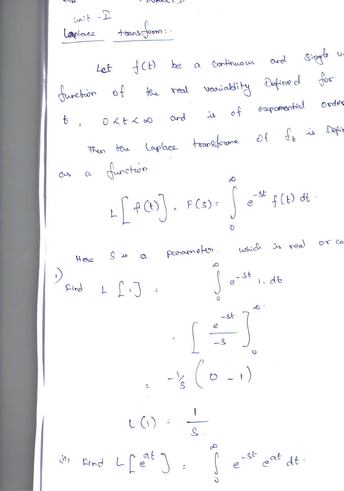 Advanced Mathematical Methods Premium Lecture Notes (All Units) - Ashok Edition