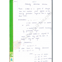 Aircraft Structures I Premium Lecture Notes (All Units) - Keerthana Edition