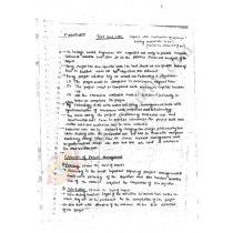 CPM and PERT Premium Lecture Notes - Lakshana Edition