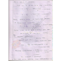 Methods Of Designs Of Concrete Structure Premium Lecture Notes - Vijay Edition
