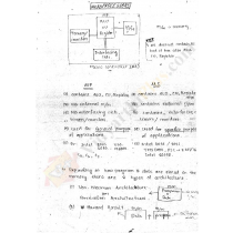 Microprocessor Full Premium Lecture Notes