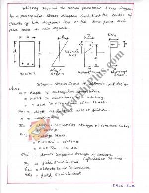 Civil Engineering Study Materials