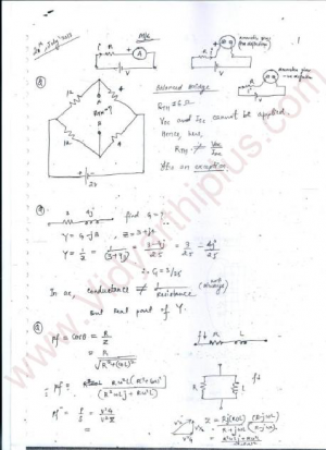 Electrical Machines Full Premium Lecture Notes