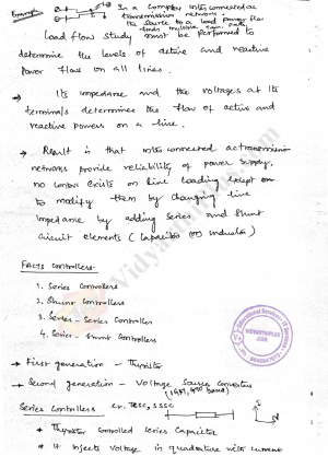 FACTS Premium Lecture Notes (Post Graduate) - Nandhini Edition