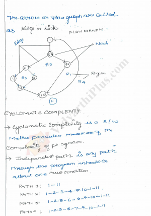 Software Engineering Premium Lecture Notes (All Units) - Venkat Raman Edition