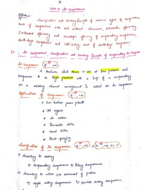ME6404 Thermal Engineering Premium Lecture Notes - Sathishkumar Edition