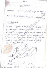 Electrical Engineering Ee Handwritten Lecture Notes All